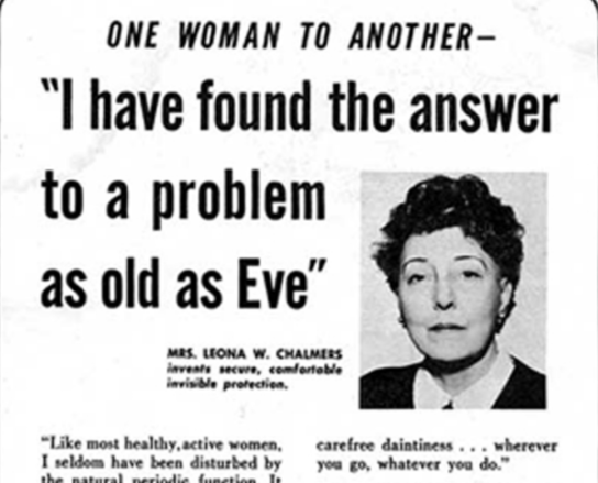 A problem as old as Eve!