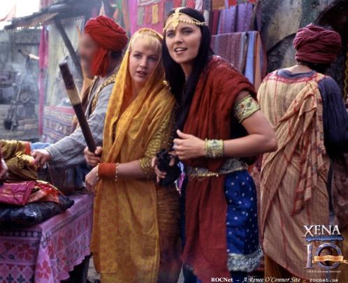 Gypsy Sistrrrs Zhena & Xena